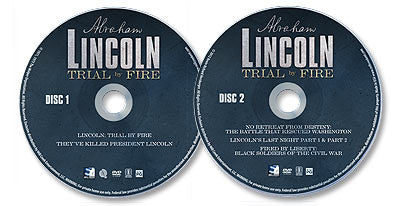 Lincoln - Trial By Fire (2 DVD Set)