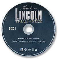 Lincoln - Trial By Fire Disc 1