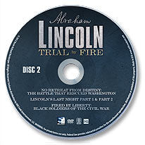 Lincoln - Trial By Fire Disc 2