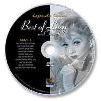 The Best of Lucy And Friends Disc 1 (DVD)