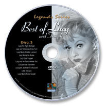 The Best of Lucy and Friends Disc 3 (DVD)