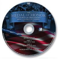 The Medal of Honor Disc 1