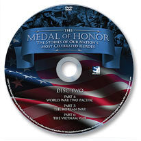 The Medal of Honor Disc 2