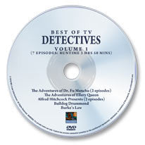Best of TV Detectives: Volume 1 DVD