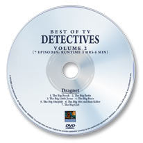 Best of TV Detectives: Volume 2 DVD