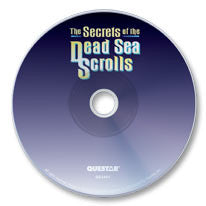 The Secrets of the Dead Sea Scrolls DVD