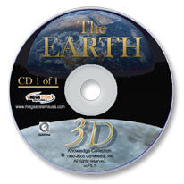 The Earth 3D CD-ROM