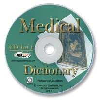 Interactive Medical Dictionary CD-ROM