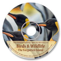 Birds and Wildlife—The Forgotten Island DVD