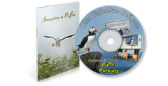 Imagine a Puffin Book and Puffin Pursuits CD-ROM