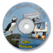 Puffin Pursuits CD-ROM