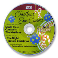 Christmas Eve Cinema DVD