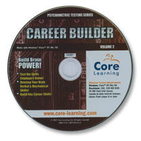 Career Builder CD-ROM
