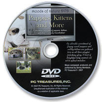 Puppies, Kittens, and More DVD