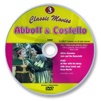 Abbott & Costello DVD