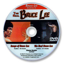 The Real Bruce Lee DVD