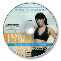 Carly Porrello: Pilates Fusion DVD