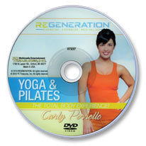 Yoga & Pilates DVD