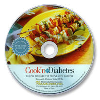 Cook'n for Diabetes CD-ROM