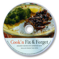 Cook'n Fix & Forget (CD-ROM)