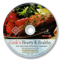 Cook'n Hearty & Healthy CD-ROM