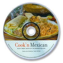 Cook'n Mexican CD-ROM