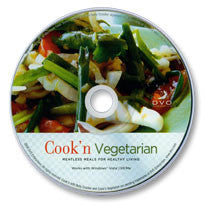Cook'n Vegetarian CD-ROM