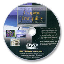 Tropical Tranquility DVD