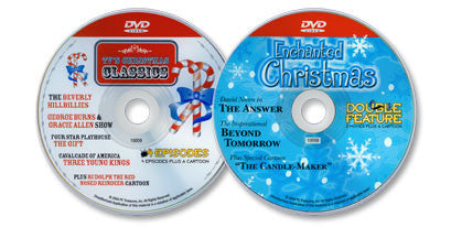 2 DVDs (Enchanted Christmas /TV's Christmas Classics)