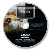 Moods of Nature Fields DVD