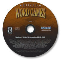 Hoyle Word Games CD-ROM