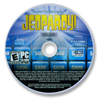 Jeopardy! Deluxe CD-ROM