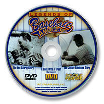 Legends of Baseball: America's Pastime DVD
