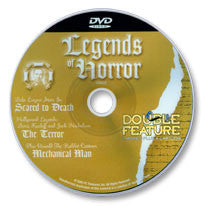 Legends of Horror DVD