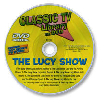 Classic TV Library: The Lucy Show DVD