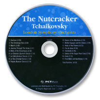 The Nutcracker Audio CD