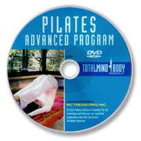 Pilates Advanced Program DVD