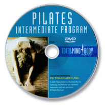 Pilates Intermediate Program DVD