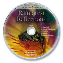 Rainforest Reflections Audio CD
