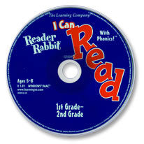 Reader Rabbit: I Can Read with Phonics! CD-ROM