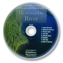 Romantic River Audio CD