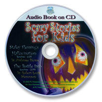 Scary Stories for Kids Audio CD