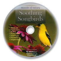 Soothing Songbirds Audio CD