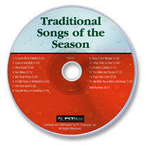 Traditional Songs of the Season Audio CD