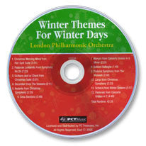 Winter Themes for Winter Days Audio CD