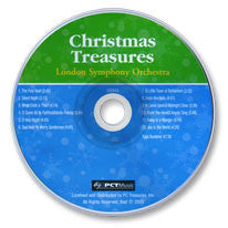 Christmas Treasures Audio CD