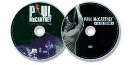 2 DVD Set (Paul McCartney: The Space Within US/Paul McCartney: In Red Square)