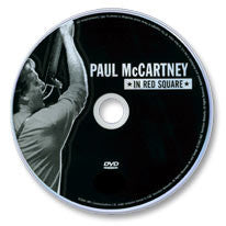 Paul McCartney: In Red Square DVD