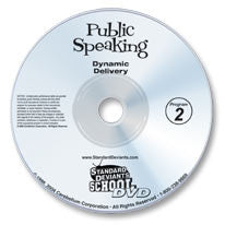Public Speaking: Dynamic Delivery