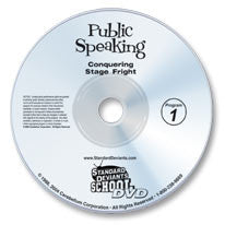 Public Speaking: Conquering Stage Fright